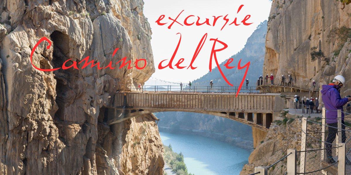 excursie Caminito del Rey