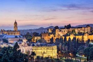 excursie Malaga stadsgezicht